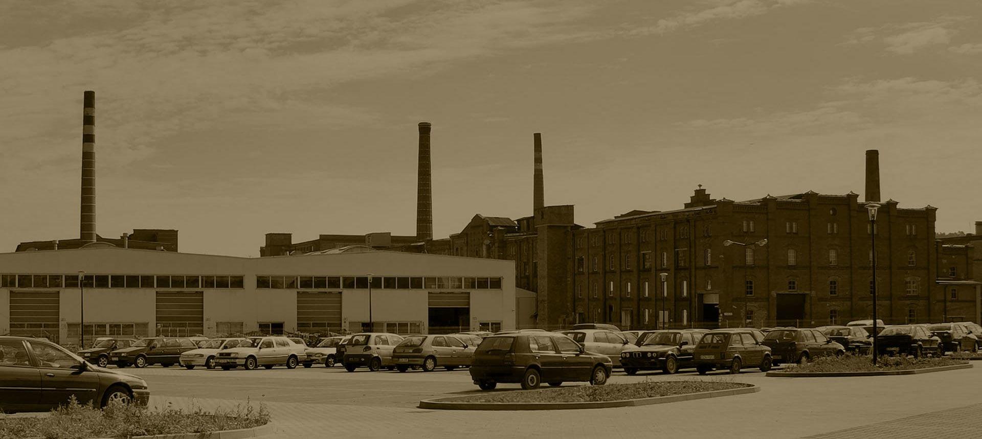 historia fabryki