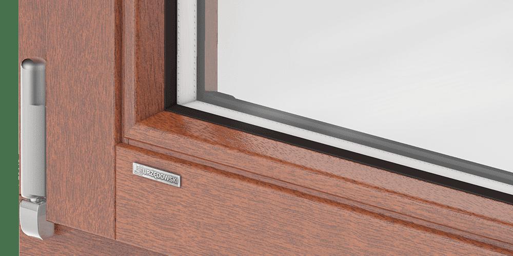 LEXO Okna drewniane