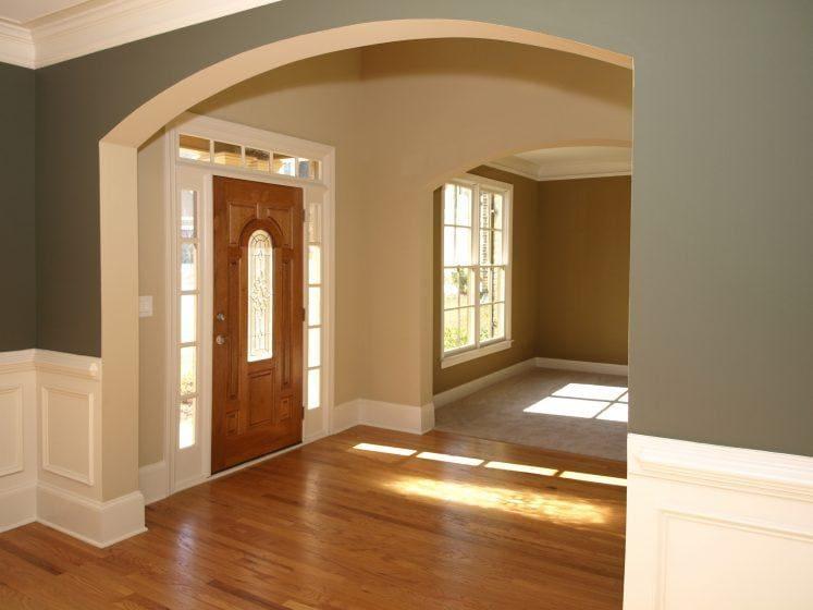 Drzwi dobrze dopasowane do wnętrza