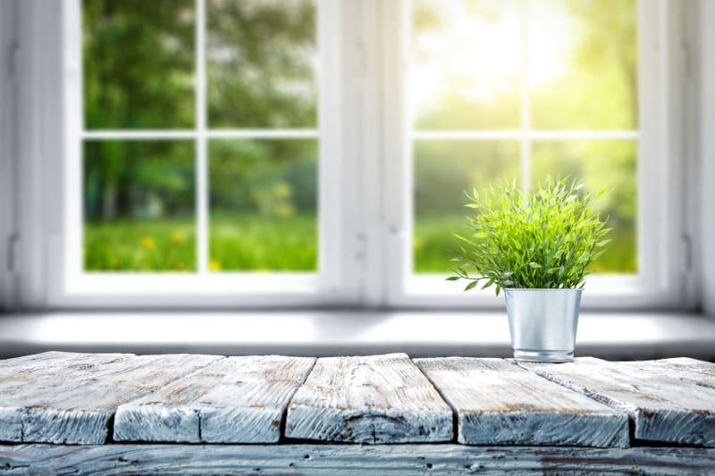 zalety drewnianych okien