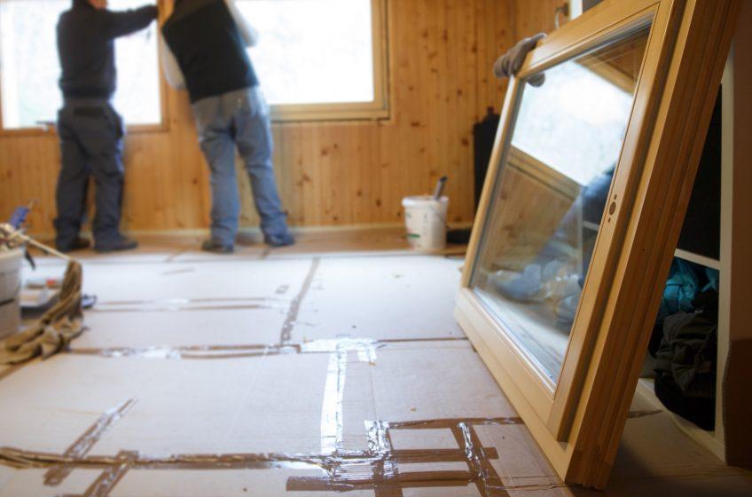 Dopasowanie okien do ościeża