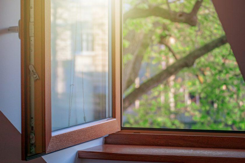 okna z drewna