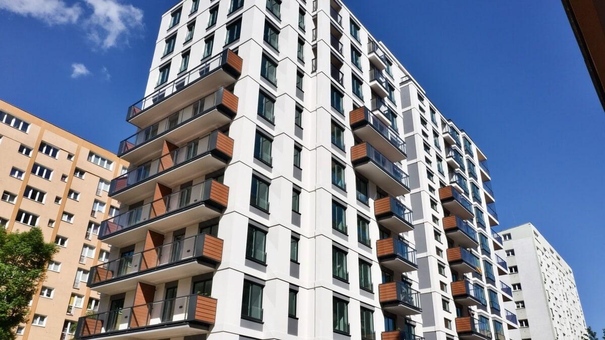 Apartamenty Sienna z bliska