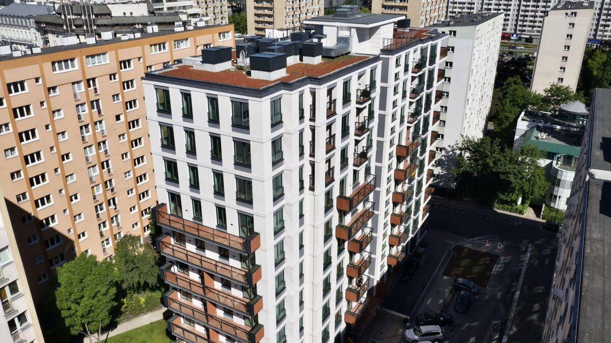 Apartamenty Sienna z góry