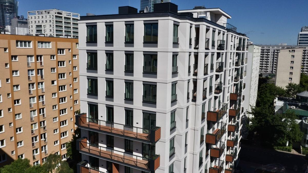 Apartamenty Sienna z lewej
