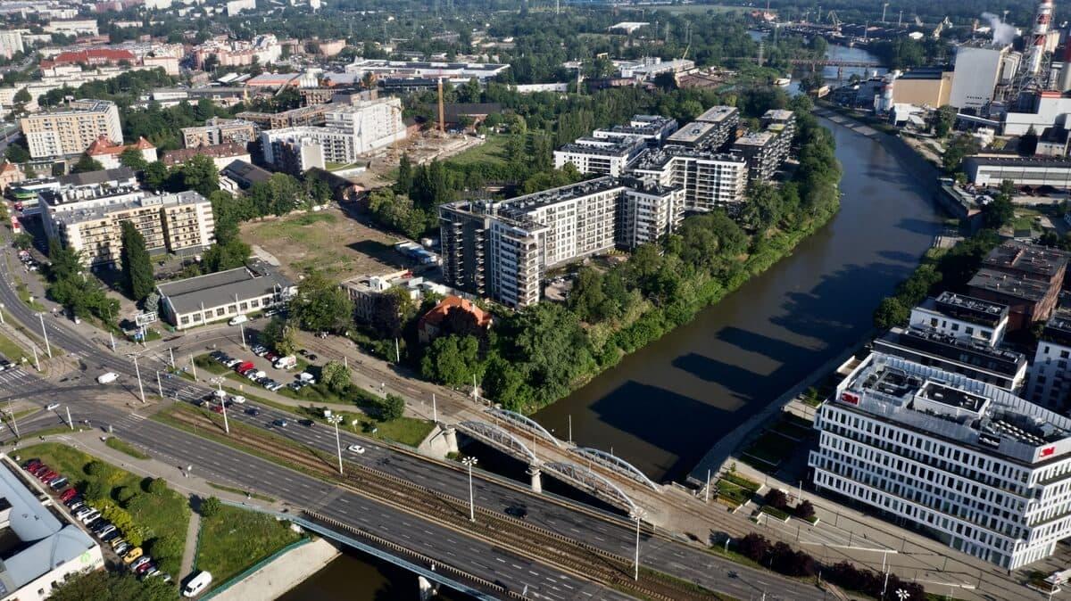 osiedle River Point Wrocław